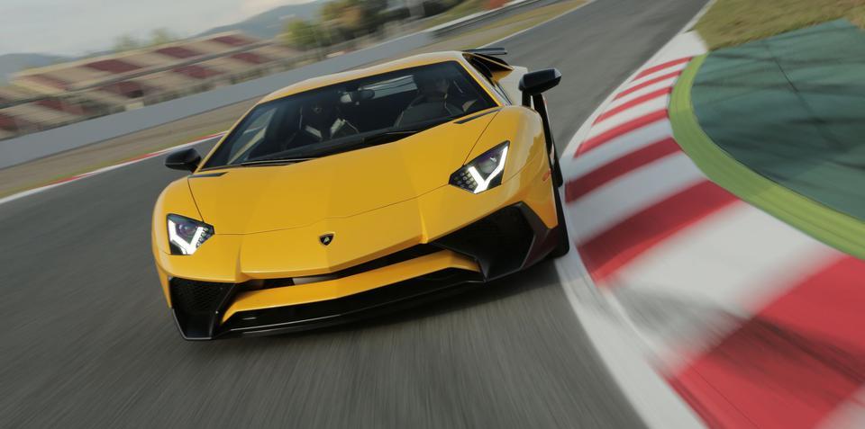 Lamborghini Aventador LP750-4 Superveloce roadster confirmed - UPDATED