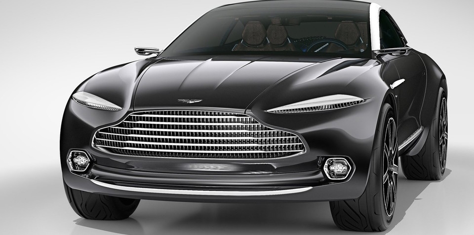 Aston Martin's new target buyer is an imaginary woman named Charlotte