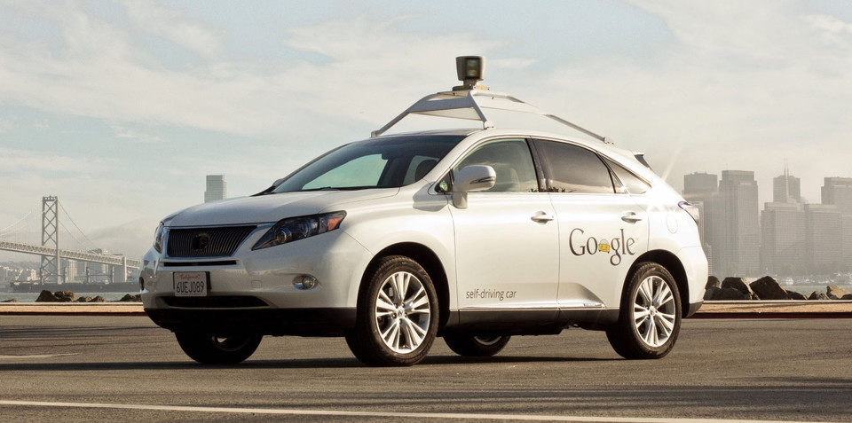 Self-driving cars involved in four accidents since September 2014 - report
