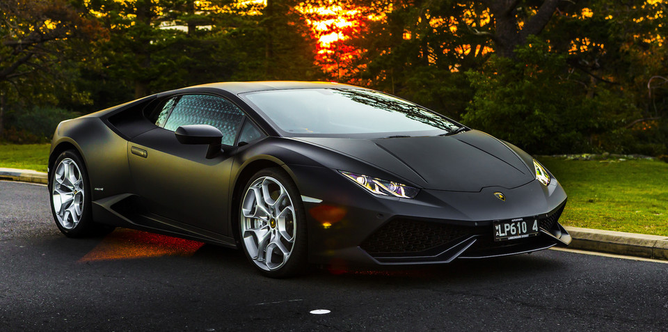 2015 Lamborghini Huracan LP610-4 Review