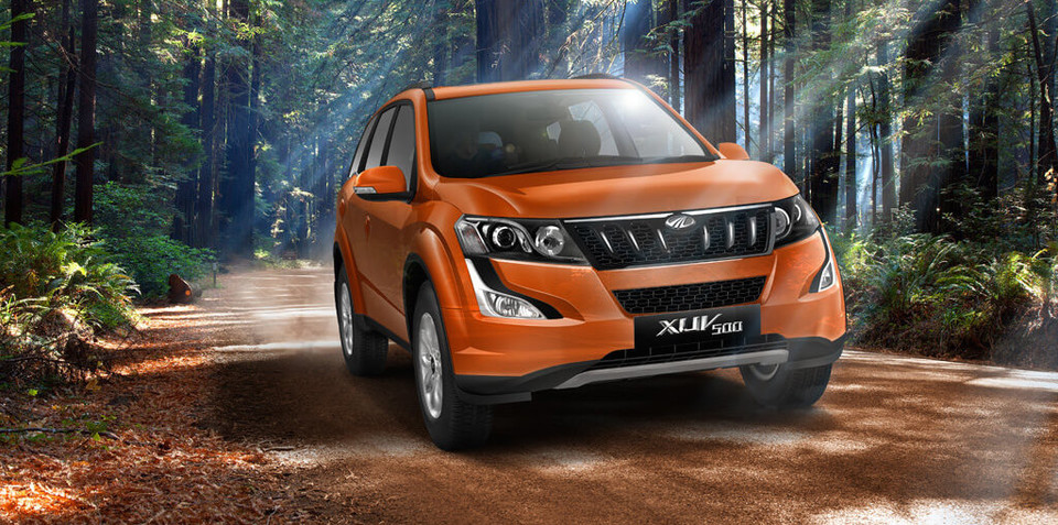 Mahindra to launch W10 luxury version of XUV500 in Australia