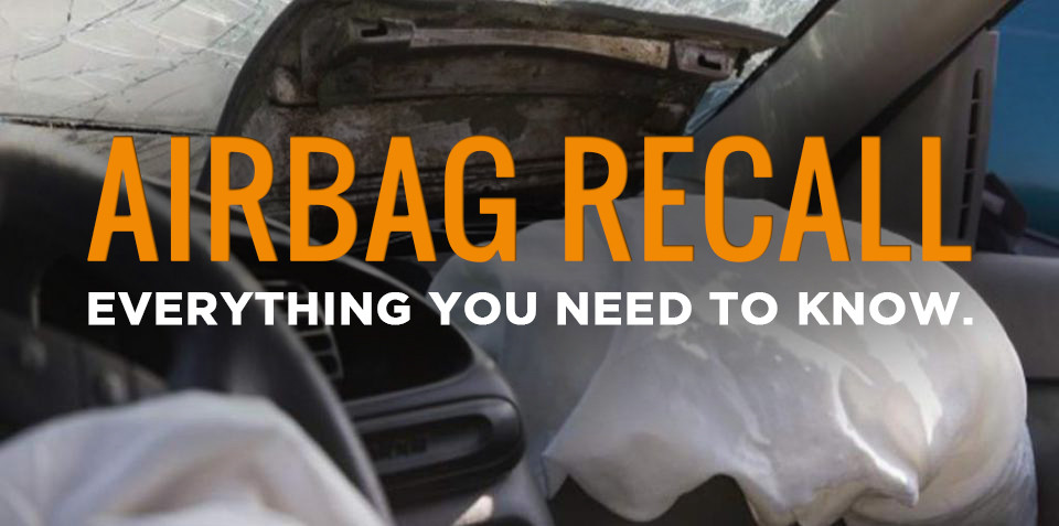 week 3 air bag recall Ever since the first takata airbag recall of about 4,000 vehicles in 2008, the company insisted for years that the  the new round of recalls to be announced this week was prompted by findings of three separate.
