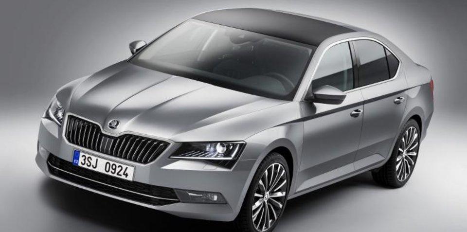 2016 Skoda New Cars