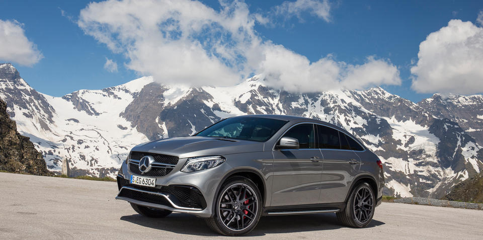 mercedes benz gle coupe price in australia