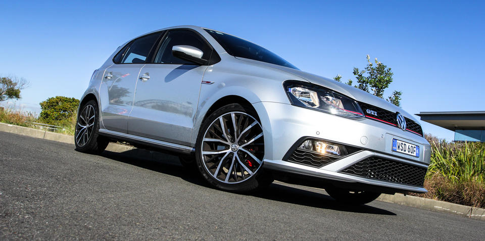 Volkswagen Polo GTI upgraded with adjustable suspension, Sport mode