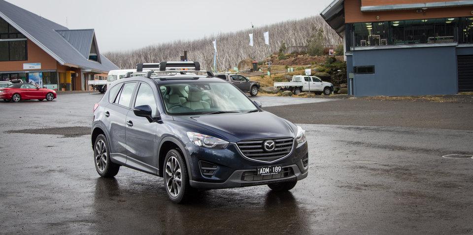 2015 Mazda CX-5 Akera Review : Long-term report one