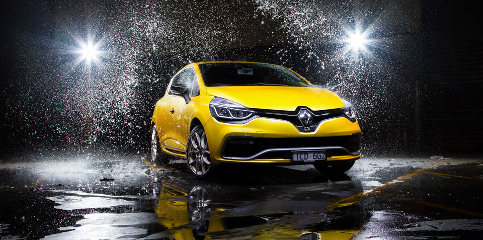 Renault Clio RS Australian sales form nearly one-tenth of global total