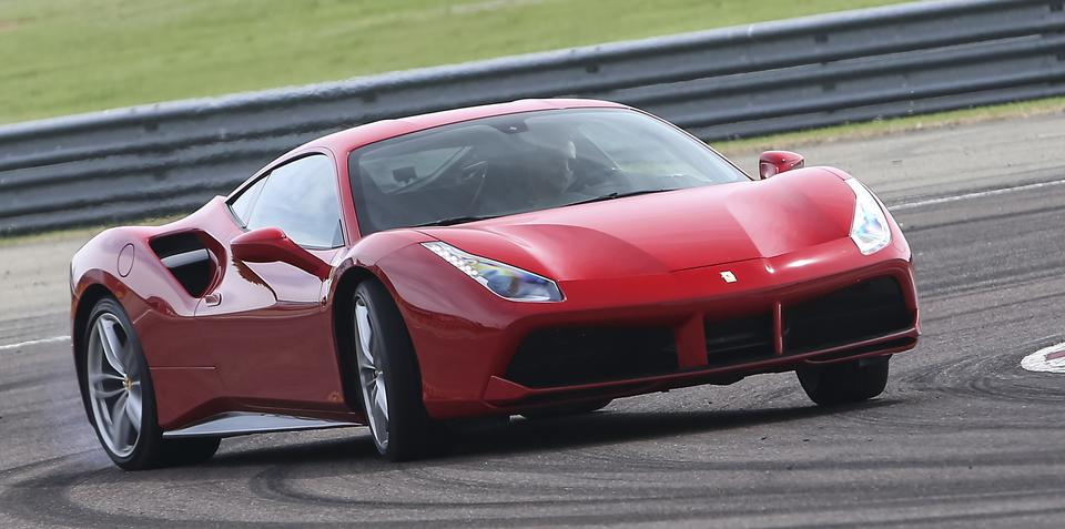Ferrari 488 GTB Review