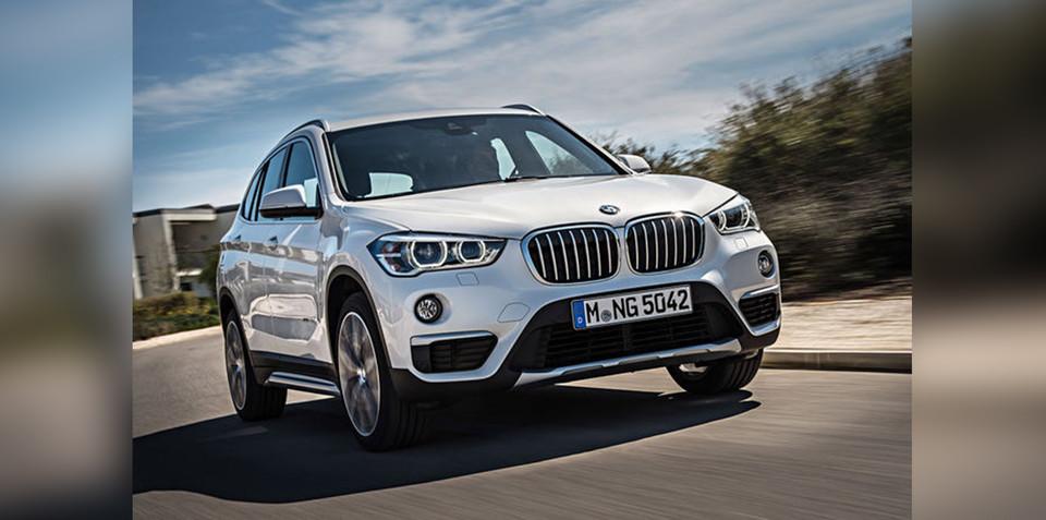 2016 BMW X1 leaked online