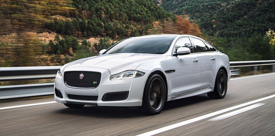 2016 Jaguar XJ update revealed