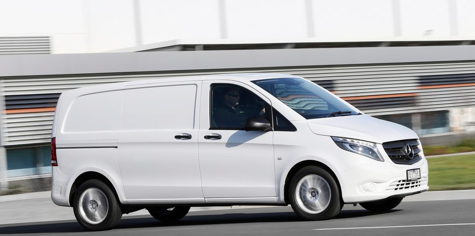 2015 Mercedes-Benz Vito Review