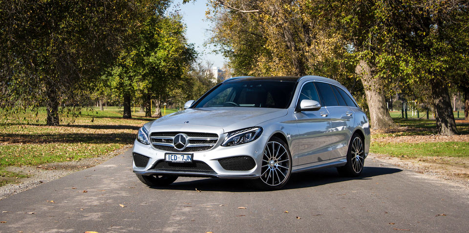 2015 Mercedes-Benz C250 Estate review