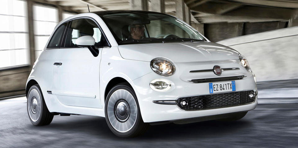 2016 Fiat 500 Revealed: Refreshed looks, new infotainment tech for final update