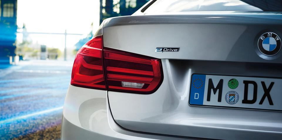 BMW 330e plug-in hybrid under consideration for Australia