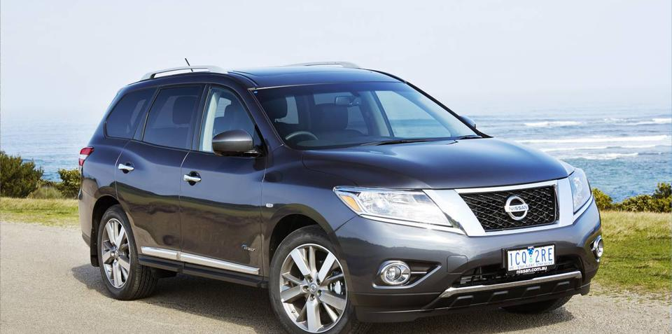 Nissan Pathfinder Hybrid exits US market, Australian model continues - UPDATE
