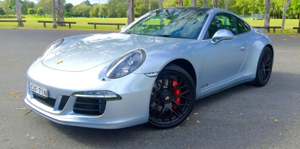 Porsche 911 Carrera 4 GTS Review