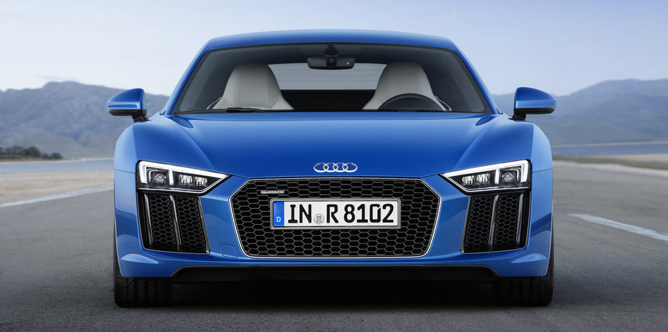 Audi R6 Sports Car In The Works Report