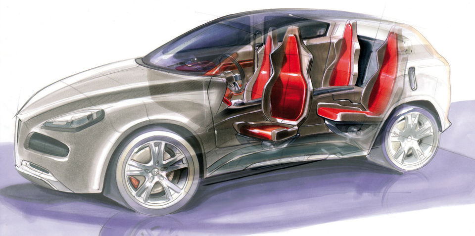 Alfa Romeo SUV on track for 2016 debut
