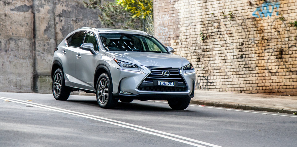 2015 Lexus NX200t Luxury Review : Long-term report one