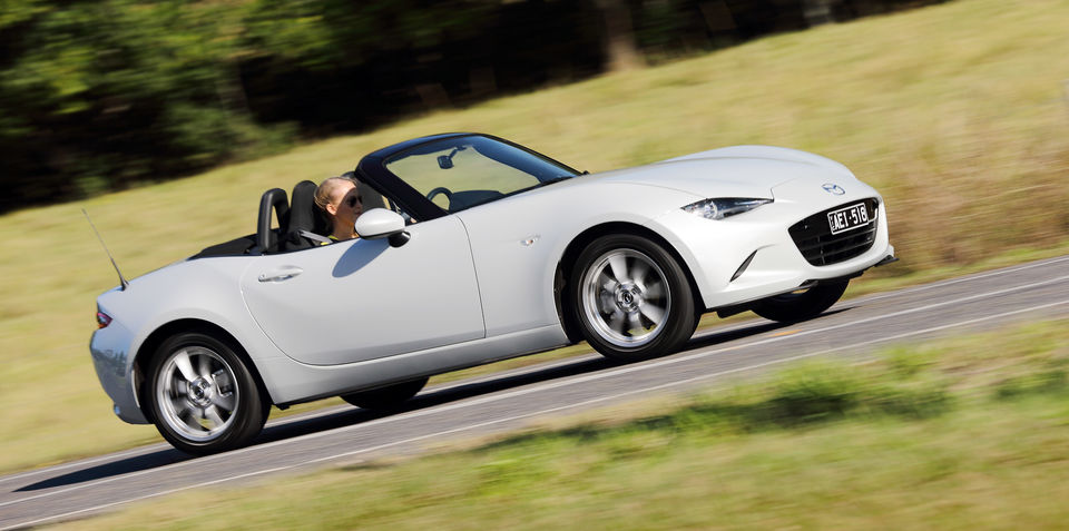 New Mazda MX-5 sales: 66 per cent male; noticeably younger buyers than before