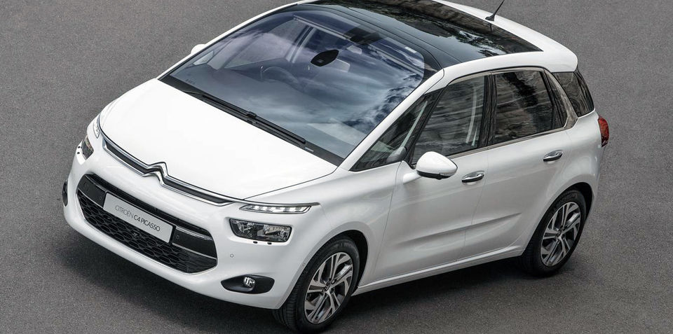 2015 Citroen C4 Picasso gets $3635 in free servicing, Grand C4 Picasso gets cooler