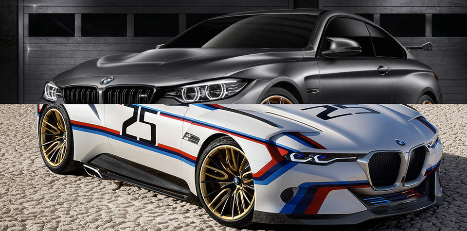 Motorclassica:: BMW to bring M4 GTS and 3.0 CSL Hommage R, Ferrari celebrating Dino