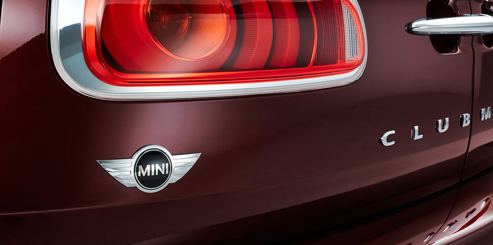 Mini's range consolidation:: BMW exec says 'less is more'