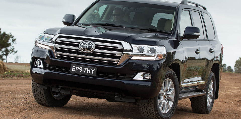 2016 Toyota LandCruiser 200 Series revealed, October launch confirmed for Australia