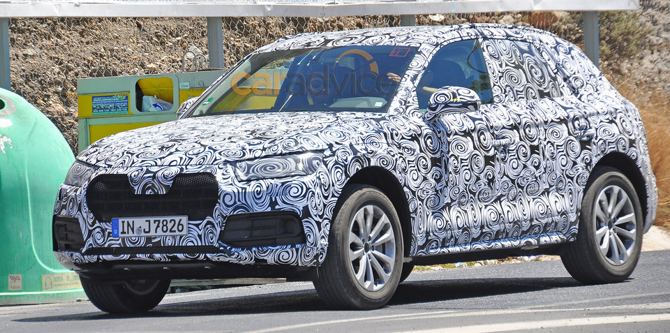 2017 Audi Q5 to feature Australian design and engineering input