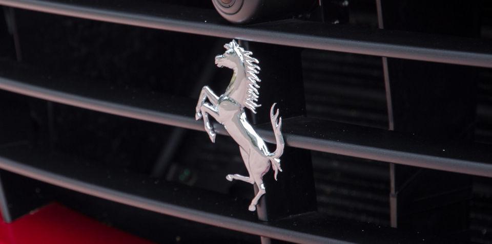 Ferrari to adopt modular platform from 2017 - report