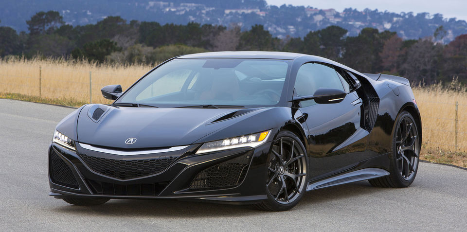 Honda NSX production start delayed until 2016 - report