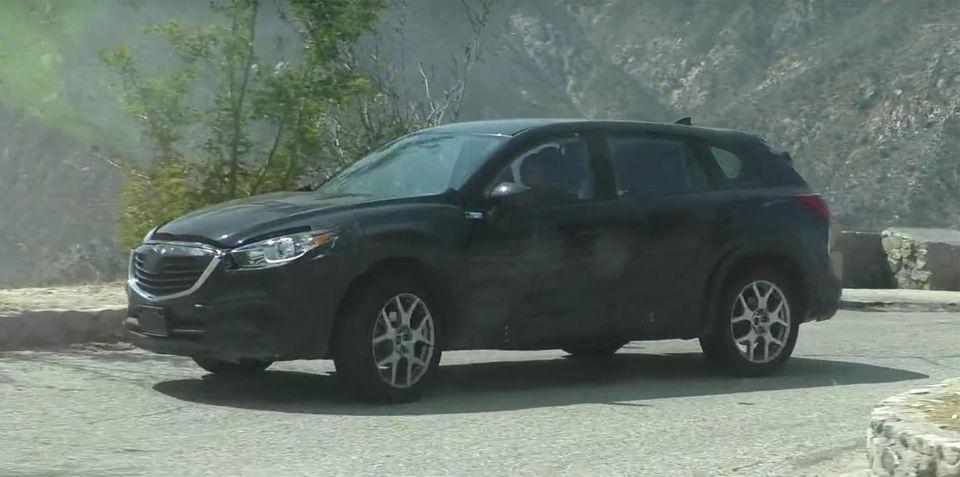 Mazda CX-9: New-generation model won't have a diesel option