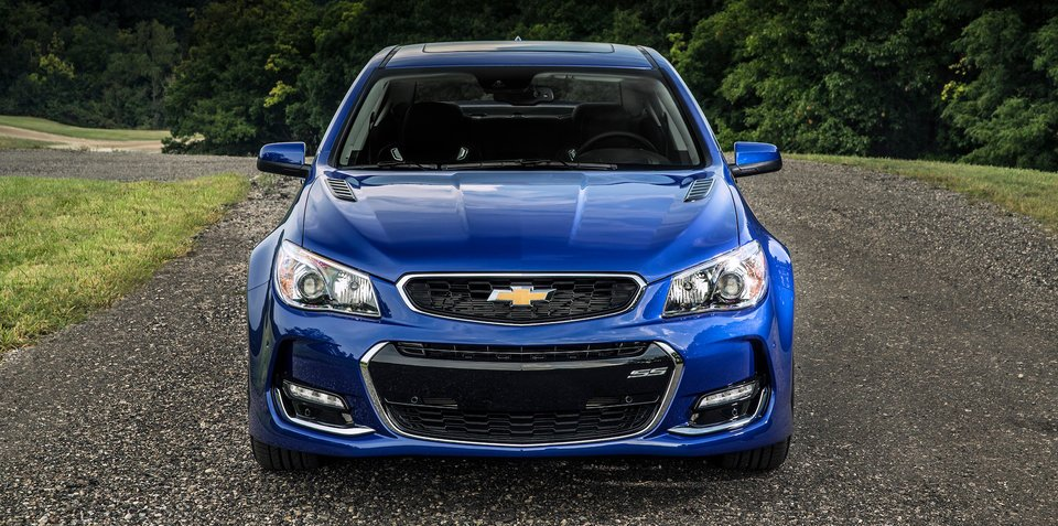 Chevrolet SS not dead yet:: Product chief suggests replacement V8 performance sedan on its way