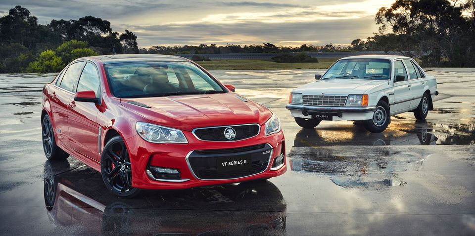 Holden Commodore: as Australian as Bratwurst