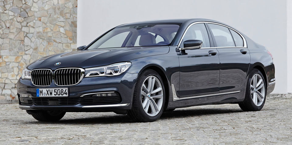 2016 bmw 7 series pricing and specifications. Black Bedroom Furniture Sets. Home Design Ideas