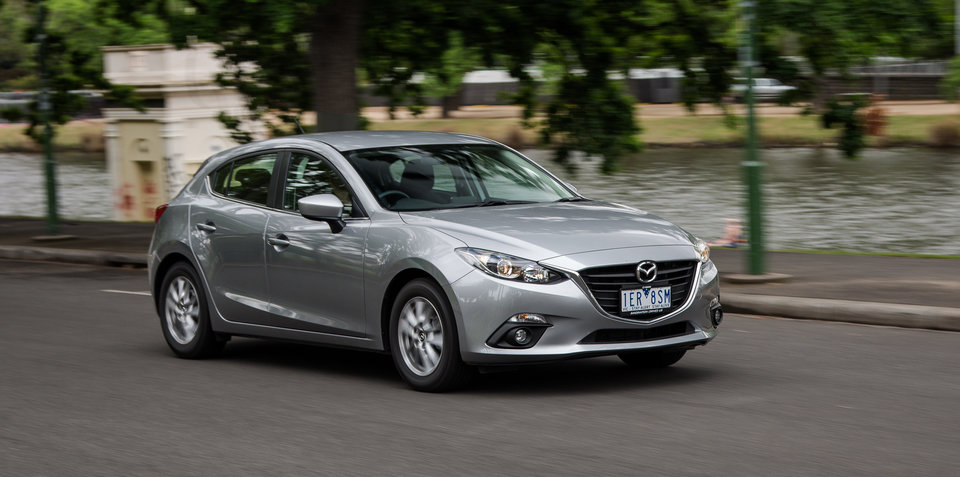 Mazda 3, 6, CX-3, CX-5 recalled for tailgate fix: 237,000 vehicles affected - UPDATE