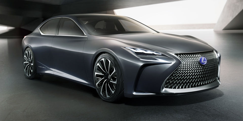 "Lexus LF-FC concept revealed: ""Progressive luxury"" styling showcased in Tokyo"