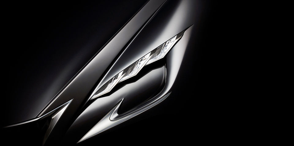 "Lexus teases Tokyo concept: ""Vision of progressive luxury"" promised"