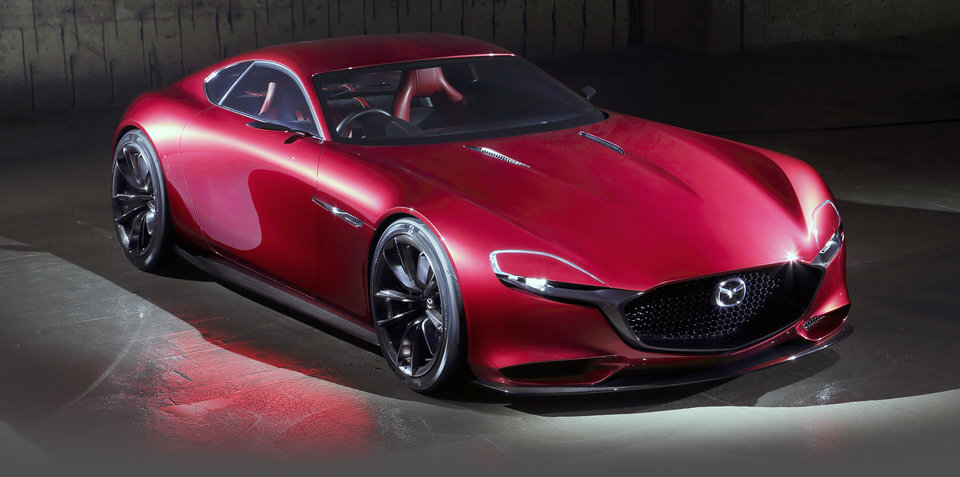 Mazda RX-9: successor to RX-7 hero due in 2020 - report