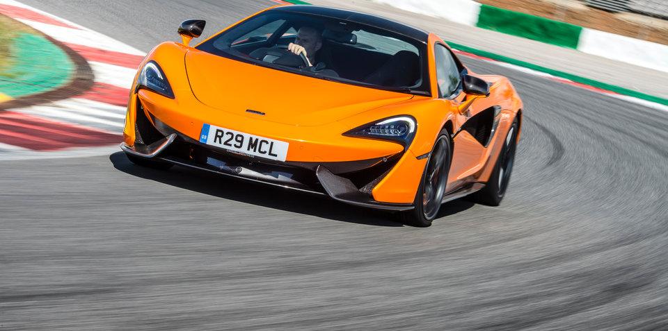 2016 McLaren 570S Review: First Drive
