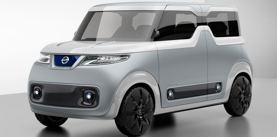 Nissan Teatro for Dayz concept unveiled