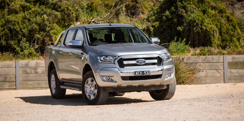 Ford Ranger production increased, $250 million spent growing Thai plant