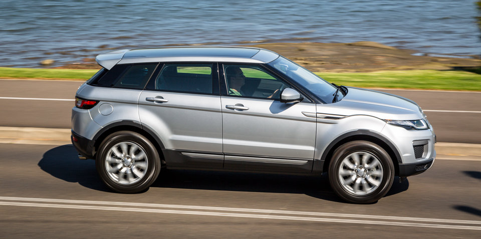 Beautiful 2016 Range Rover Evoque Review  CarAdvice