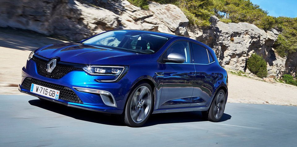 2016 Renault Megane in Australia from Sep-Oct: Two petrol engines, one diesel