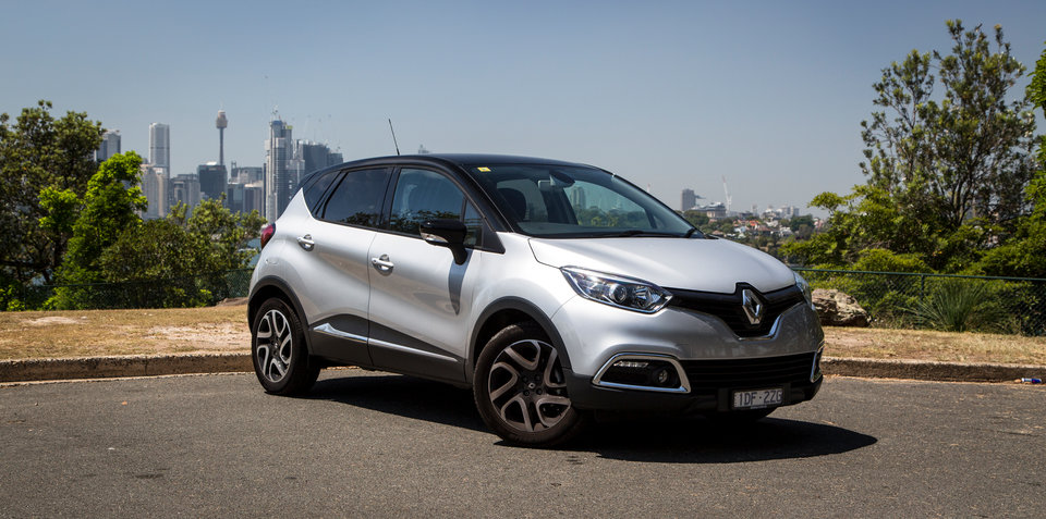 Renault Captur facelift and 'EV surprise' coming to Geneva