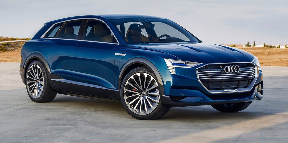 Audi Q6 e-tron: electric SUV draws near with production shuffle