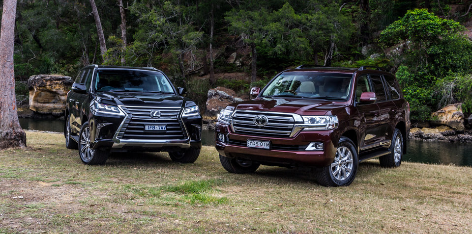 Toyota Landcruiser: Review, Specification, Price | CarAdvice