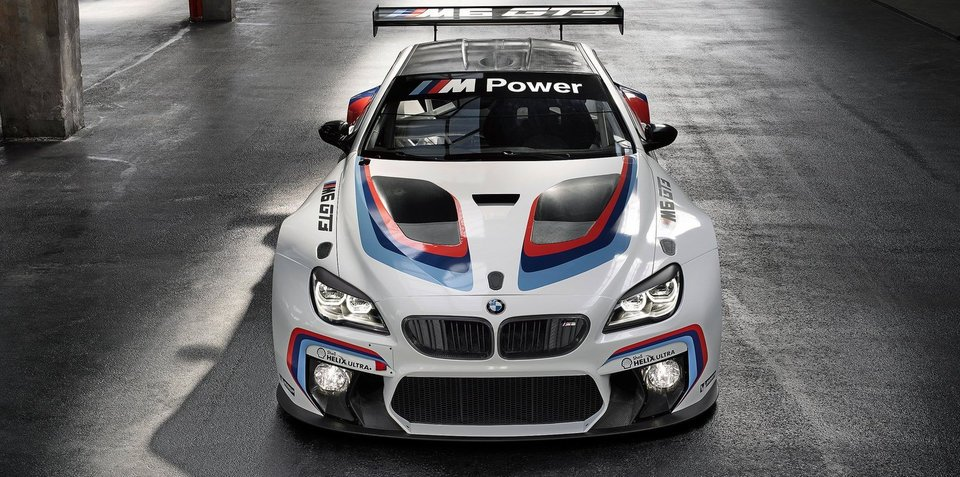 BMW Australia to enter GT Championship with M6 GT3
