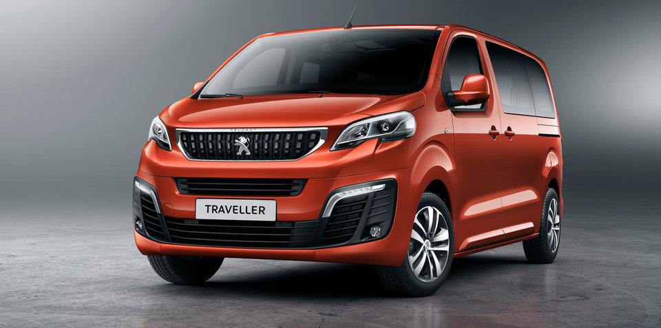 PSA Peugeot Citroen and Toyota reveal new light vans for Europe