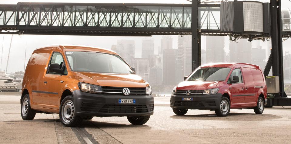 2016 Volkswagen Caddy Review